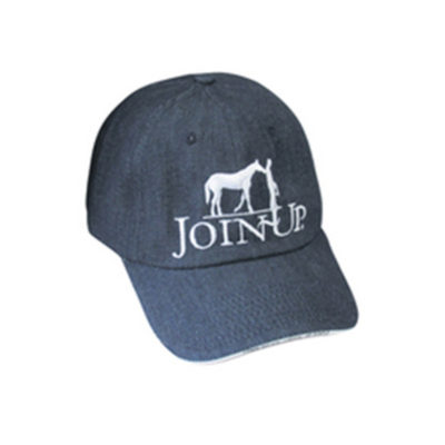 monty-roberts-join-up-cap-blue